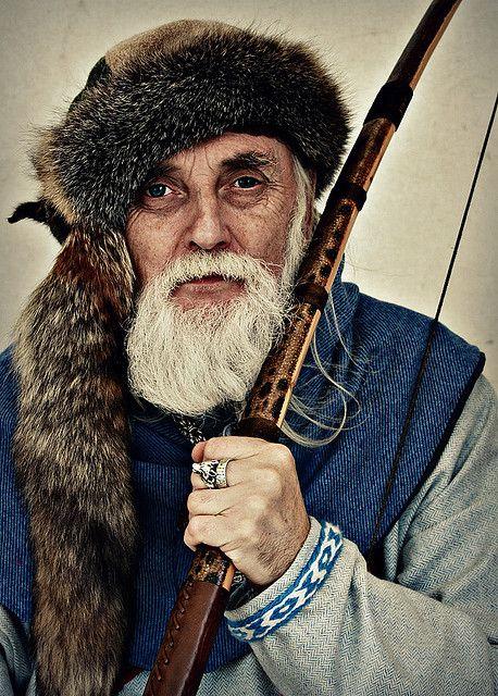 ♂ photography man portrait face The archer, Lanark, Scotland