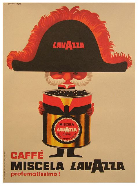 Lavazza oude wets Lavazza! Nog steeds super lekkere koffie!
