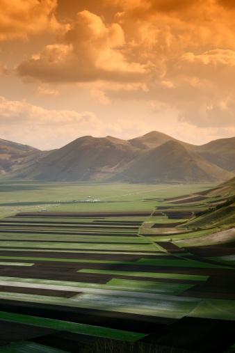 Italian Landscape - Umbria