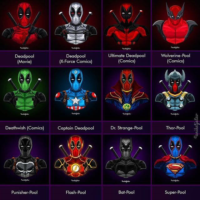 13 365 Deadpool Series All In So Here S To The First Successful