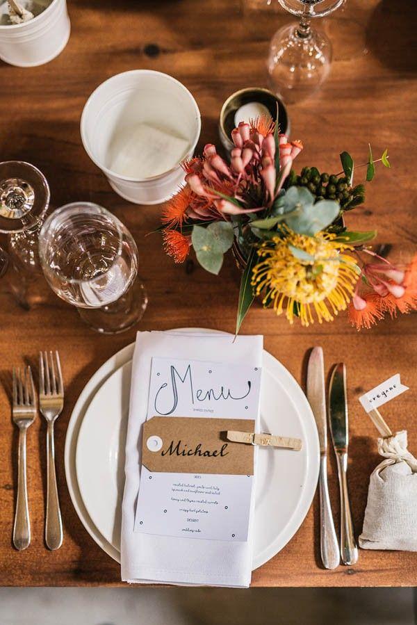 Australian Garden Party Wedding at Merribee House