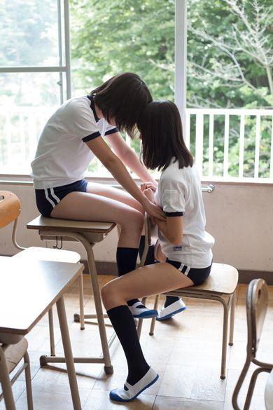 青山裕企「さよならブルマ。」Aoyama Yuki Japanese schoolgirl