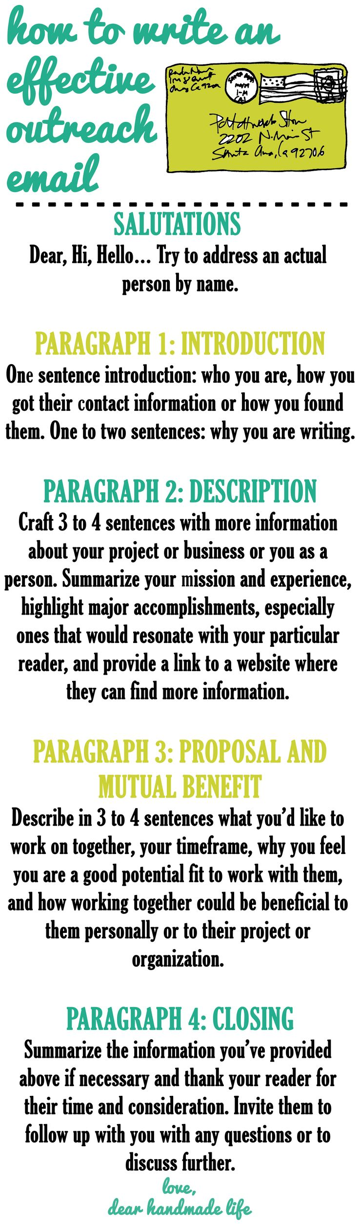 17 best ideas about write an email an email to how to write an effective outreach email dear