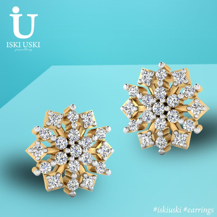 Earrings | Best Collection | IskiUski.com Shop our trendy collection of girls ‪#‎earrings‬- ‪#‎Drops‬ and ‪#‎studs‬