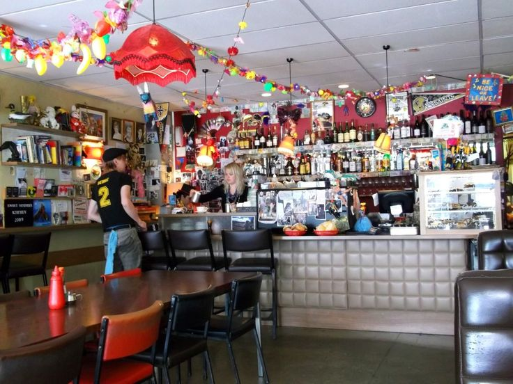 Sweet Mother's Kitchen, Wellington, New Zealand. My favourite eat-out in Wellington :)