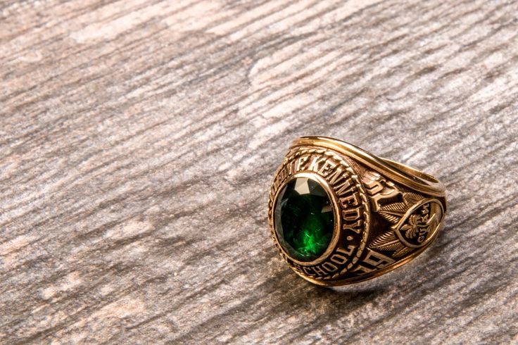 1974 Class Ring by Cory Loomis / 500px