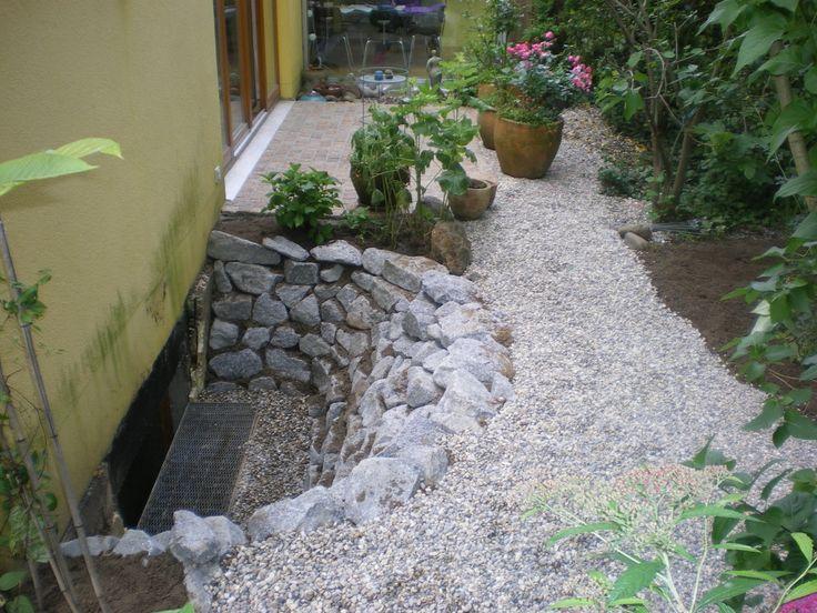 Miletic Gartenbau - Lichtschacht