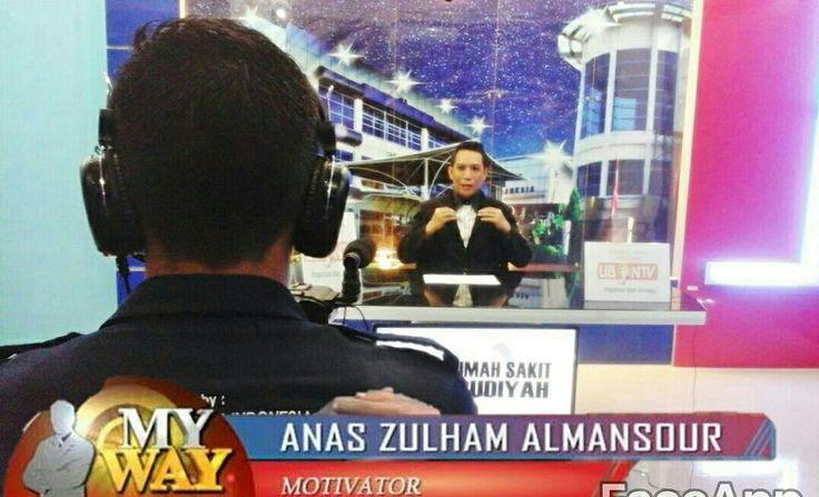 "Saksikan Program Acara Motivasi "" MY WAY ""  bersama Motivator Super POWER, (Anaz Almansour)  Setiap hari RABU dan MINGGU pukul 18.30 - 18.55 WIB hanya di "" UB ONTV "" Channel TV ( knowladge to inspire )"
