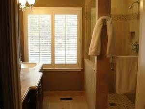 Small Master Bathroom Shower Bing Images