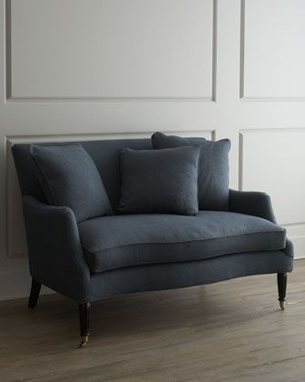 Fleming Settee - Horchow