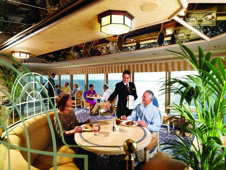 Queen Victoria Lido Restaurant