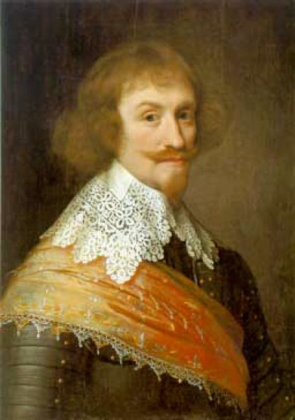 * Conde Maurício de Nassau *  [Johann Moritz von Nassau-Siegen]. * Dillenburg, Alemanha, 17/Junho/1604 - Cleves, Alemanha, 20/Dezembro/1679. Conde e Príncipe de Nassau-Siegen. Chegou em Recife-Pernambuco, em 23/Janeiro/1637.