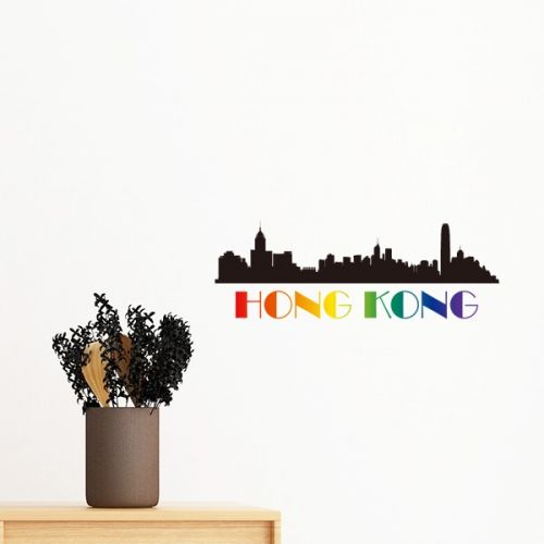 Unique Removable Wall Stickers Ideas On Pinterest Removable - Custom vinyl stickers hong kong