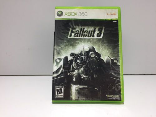 Fallout-3-For-XBOX-360-In-Acceptable-Condition-Comes-with-Case
