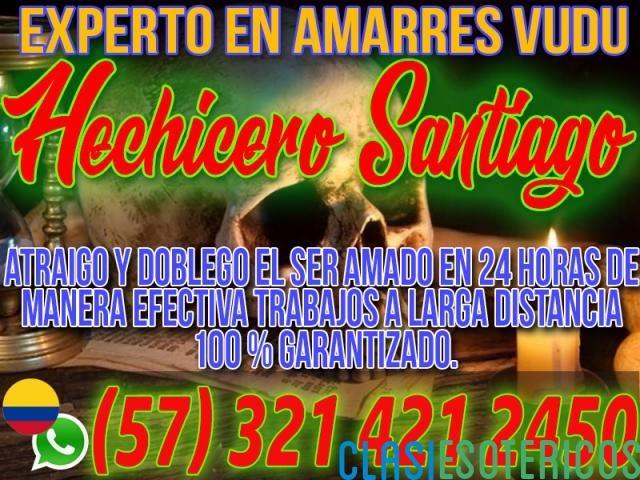 AMARRES DE AMOR CON MAGIA VUDU EN SANTANDER LLAMA AHORA +57 3214212450 Bucaramanga - Clasiesotericos Colombia
