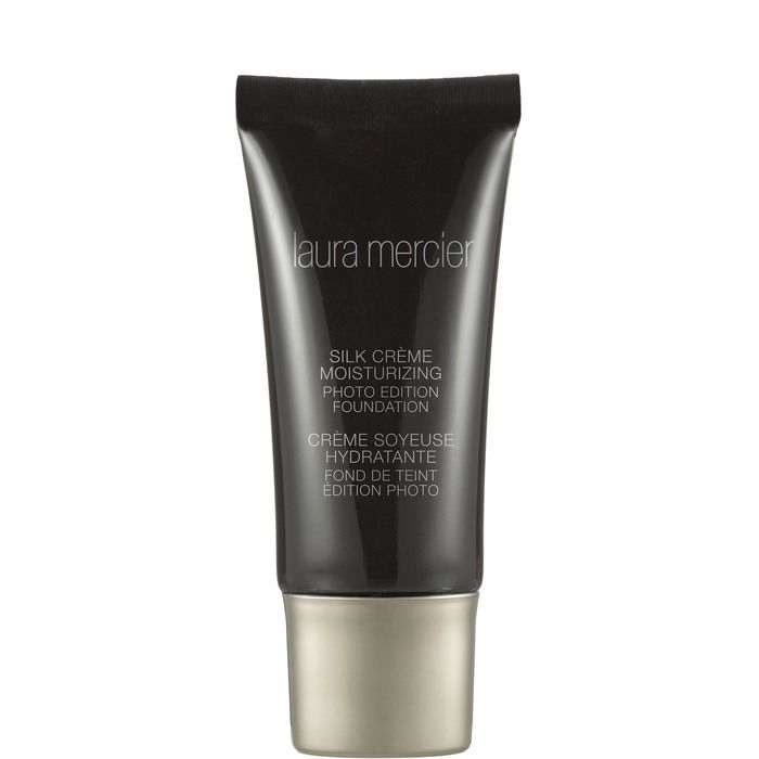"""LAURA MERCIER"" Silk Crème - Moisturizing Photo Edition Foundation at Brown Thomas"