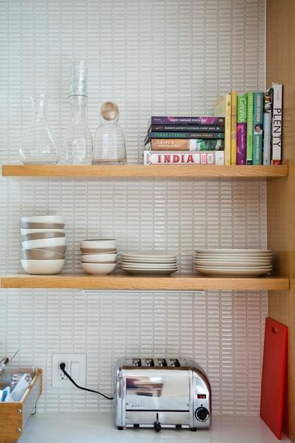 like this backsplash; Ann Sacks tiles