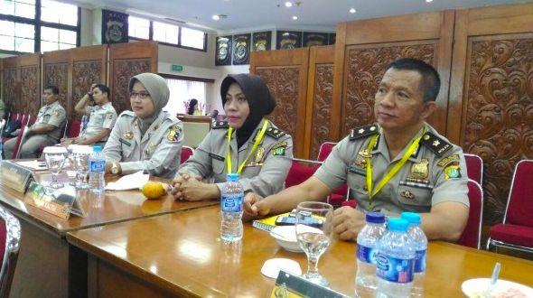 Kasubbag Humas Polres Metro Jakarta Utara Hadiri Rapat Rakernis Fungsi Humas | Polres Metro Jakarta Utara