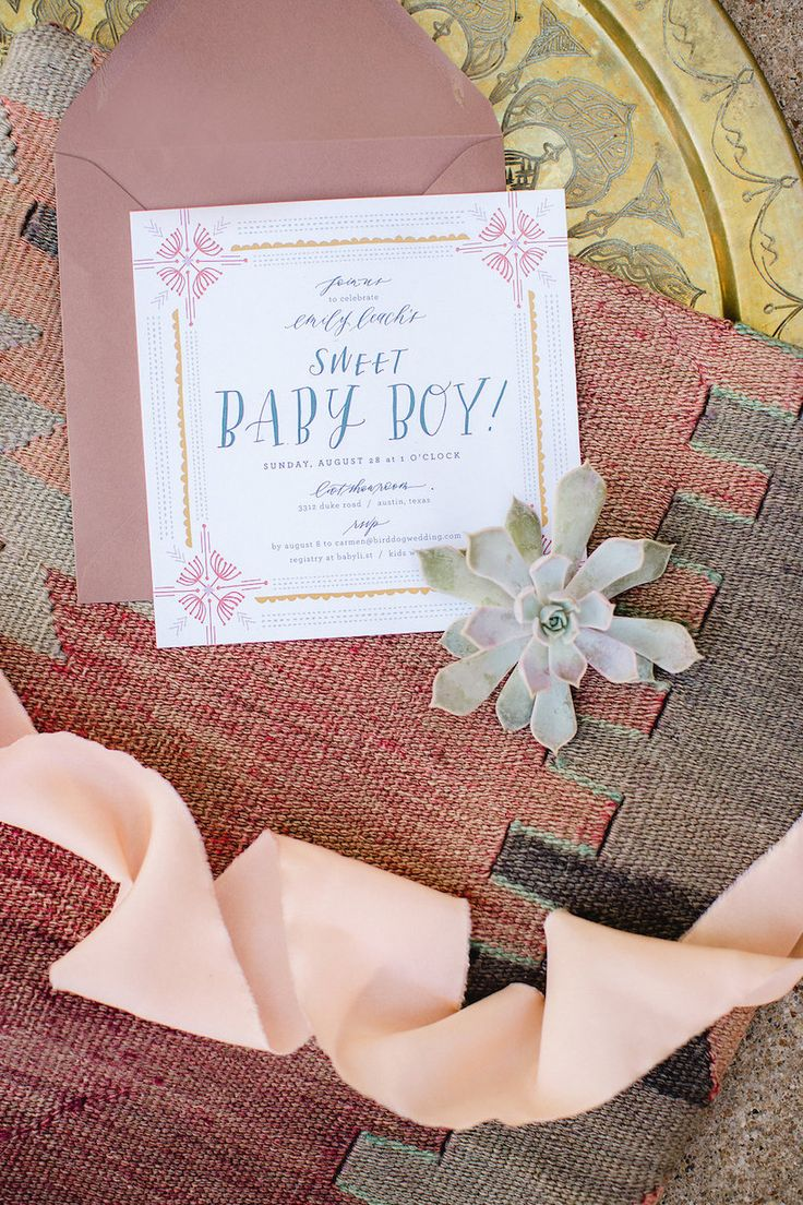 boy baby shower invitations australia%0A How to Throw a Baby Shower Like an Event Planner