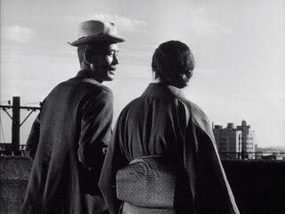 小津安二郎監督「東京物語」1953年/笠智衆、東山千栄子