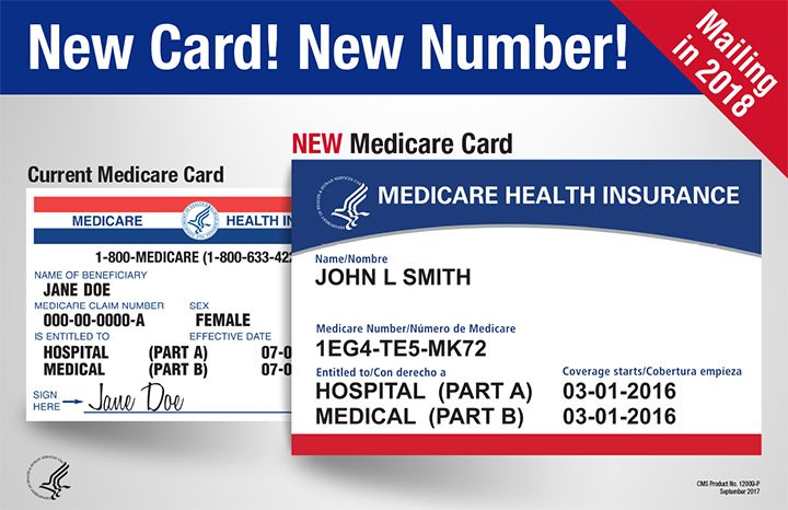New Medicare Cards Coming Soon Medicare Life Insurance For