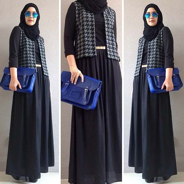 Love this! Rani Hatta's simple hijab fashion style!