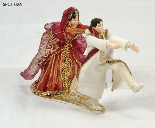 Funny Indian Cake Topper lol!