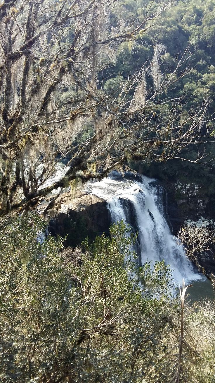 Parque das Cachoeiras Vacaria RS