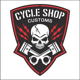 All Free Vector: Cycle Shop Logo