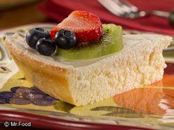Crustless Cheesecake | EverydayDiabeticRecipes.com