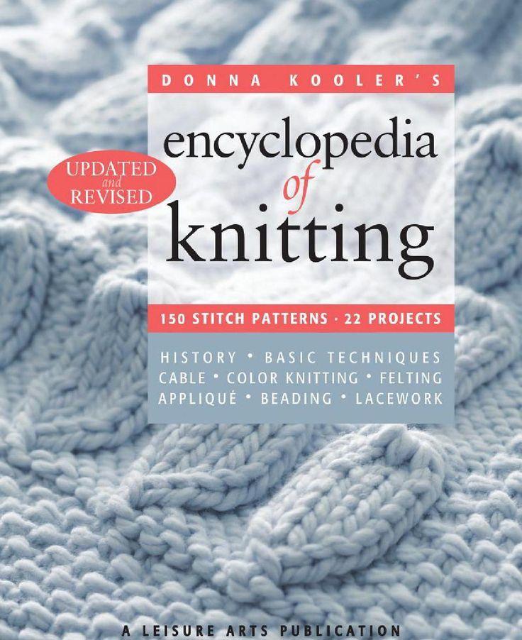 Encyclopedia of knitting Free dl