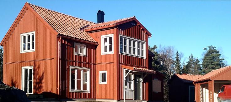 Segersängs By - Berghällen: november 2010