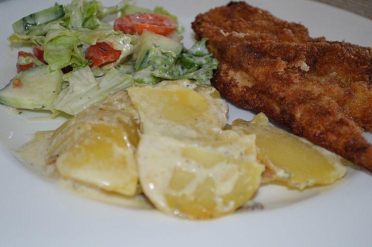 Chefkoch.de Rezept: Das beste Kartoffelgratin