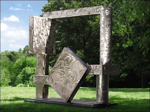 Дэвид Смит. Cubi XXVIII.