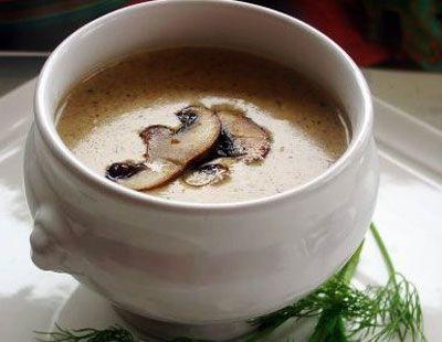 Рецепты суп пюре из брокколи
