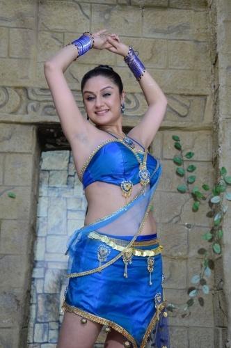 Blue Hotty Sonia Agarwal