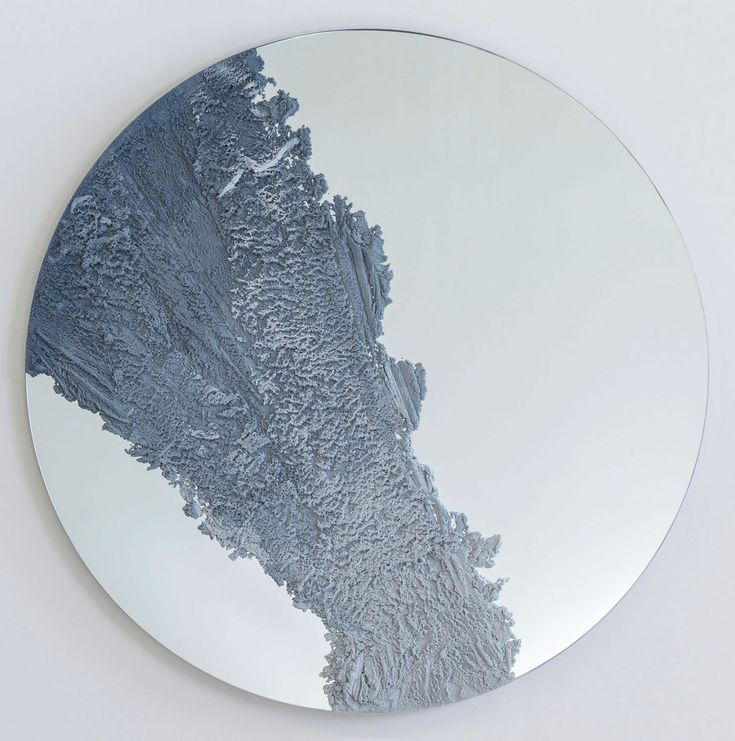 F/Ms studio is interested in sculptural objects and conceptual design that meticulously merge indoors and out, raw and polished, high quality and industrial design. Drift Mirrors Reflect The Beauty Of Landscapes.