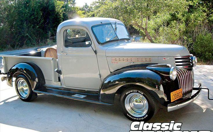 41 Chevy truck