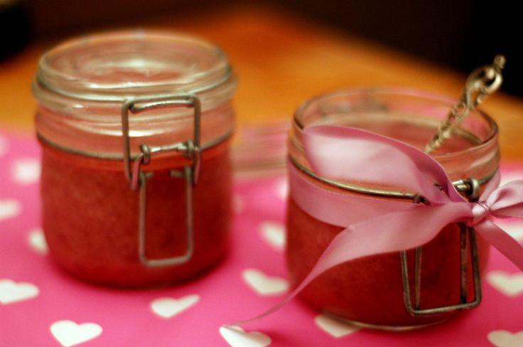 Raspberry curd | Söta saker