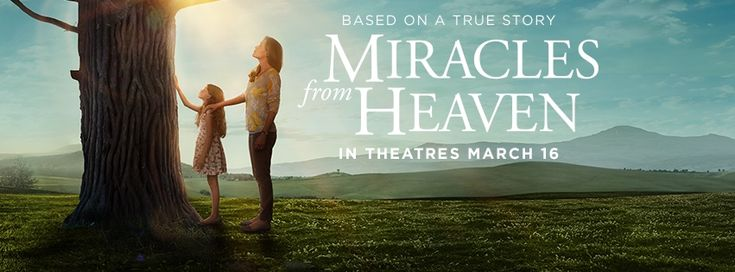 "Christian Fiction Addiction: FREE tickets to ""Miracles from Heaven"" with Jennif..."