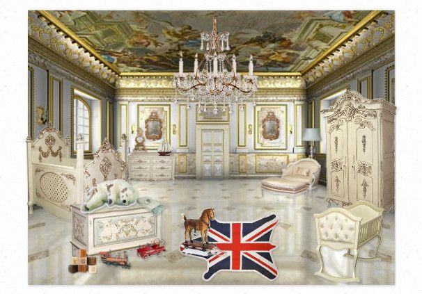 The Royal Baby Nursery