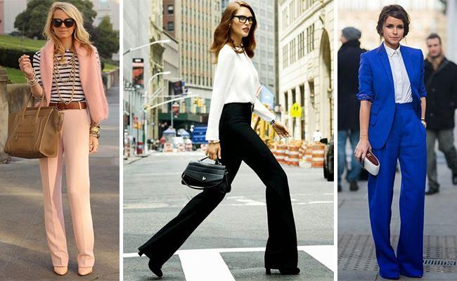 2015 Sokak Modası İş Kadını Kombinleri
