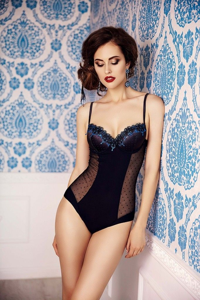 Lingerie by Anabel Arto