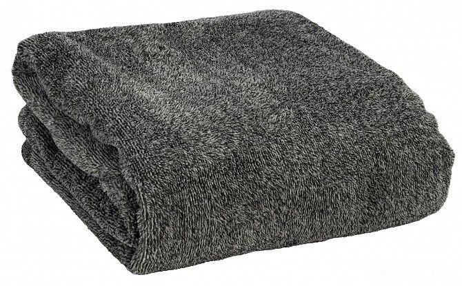 Флисовый плед Kamgras 140-200 см меланж Хмельницкий - изображение 1