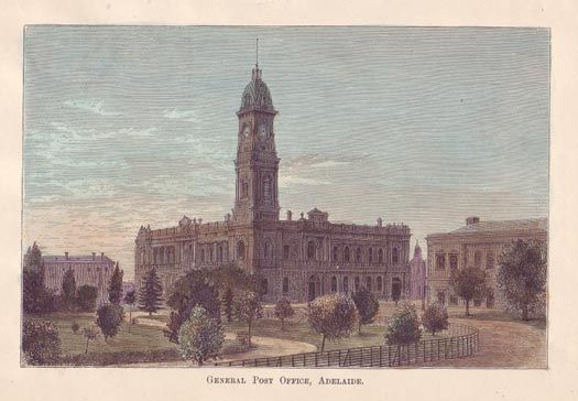 General Post Office, Adelaide