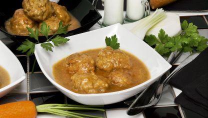 Receta de Albóndigas en salsa - Karlos Arguiñano