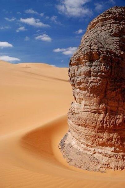 Deserto, Libia