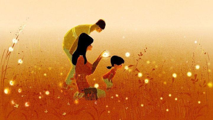 by Pascal Campion - Тридцать дней рисования - Babyblog.ru
