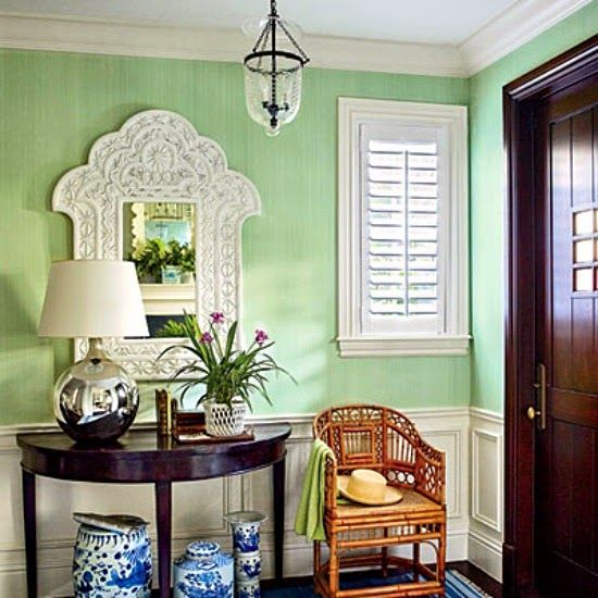New Decorating Ideas for Entry Foyer