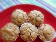 Low-fat eggless banana oatmeal muffins Recipe | LIVESTRONG.COM